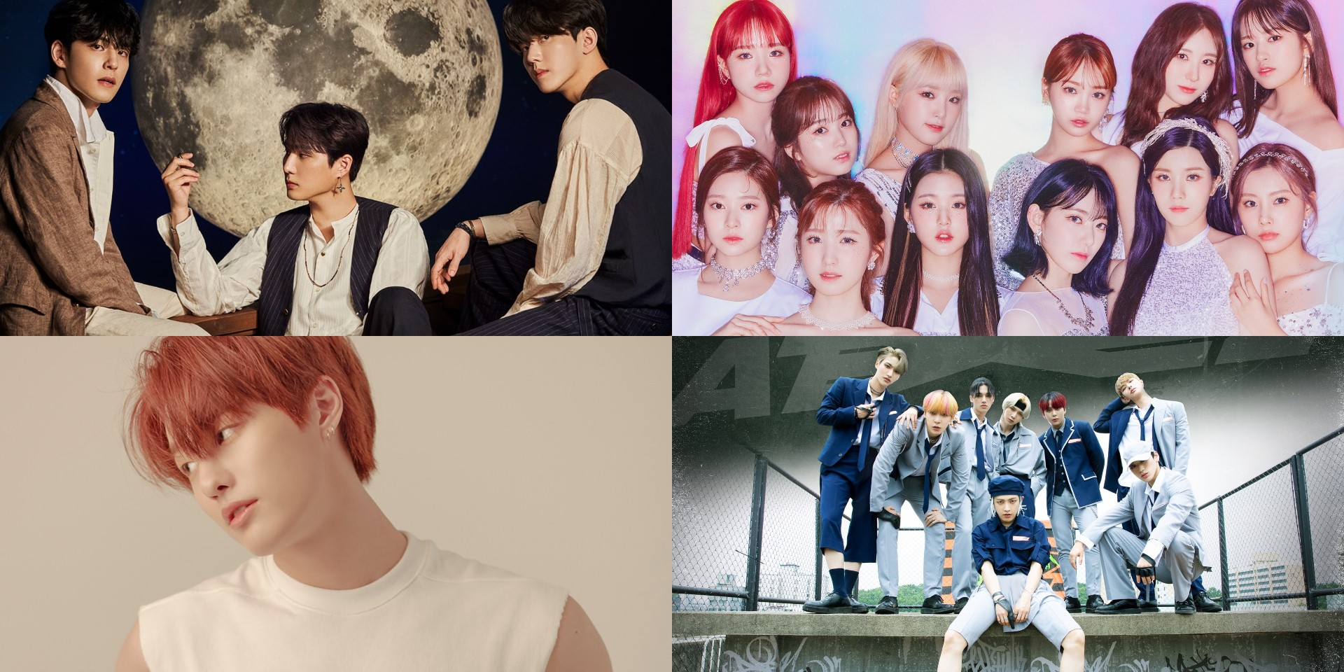 Lineup for KCON:TACT Season 2 revealed – DAY6 sub-unit Even of Day, IZ*ONE, ATEEZ, WOODZ, and more