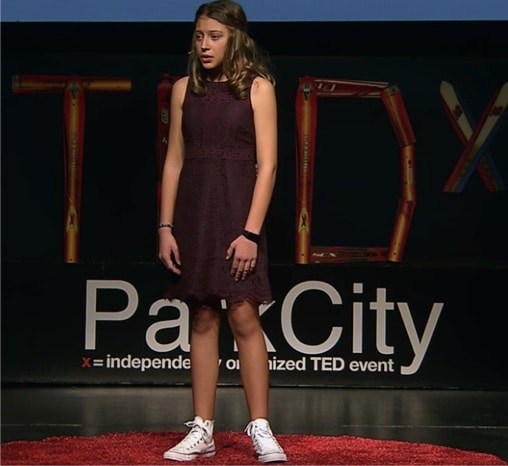 TEDx Youth Talk: I'm a Teenager with Type 1 Diabetes