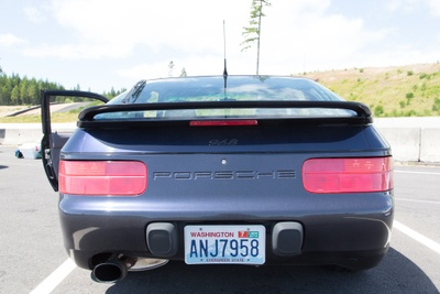 Ridge Motorsports Park - Porsche Club PNW Region HPDE - Photo 100