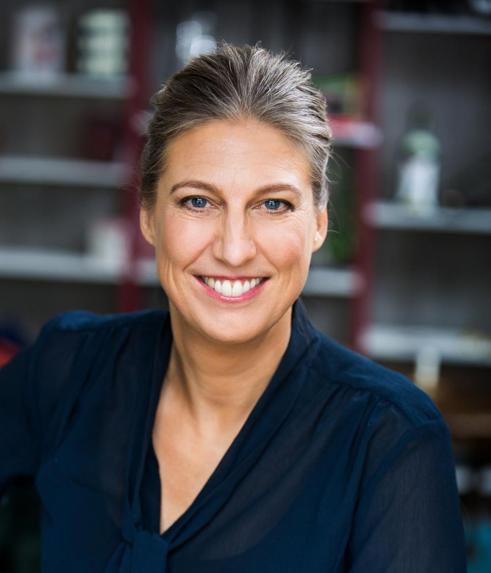 Maria Hellström, Kvadrats koncernchef.