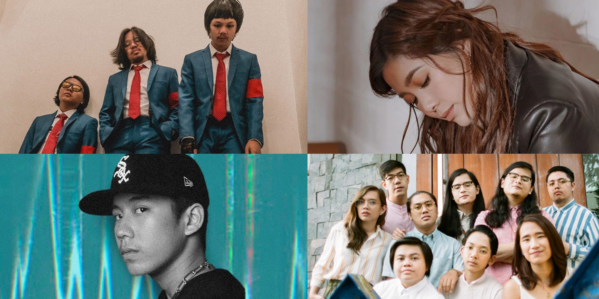 Here are the nominations for the MYX Awards 2020