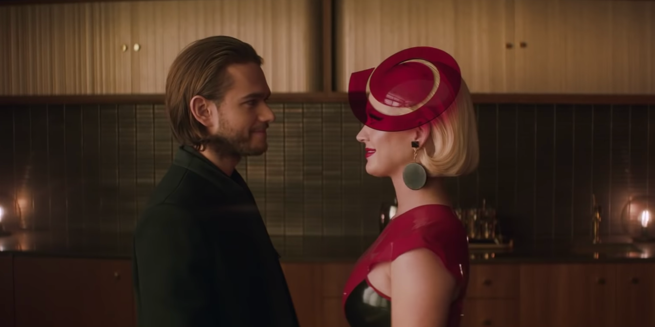 Zedd dates an obsessive AI version of Katy Perry in music video for '365' – watch