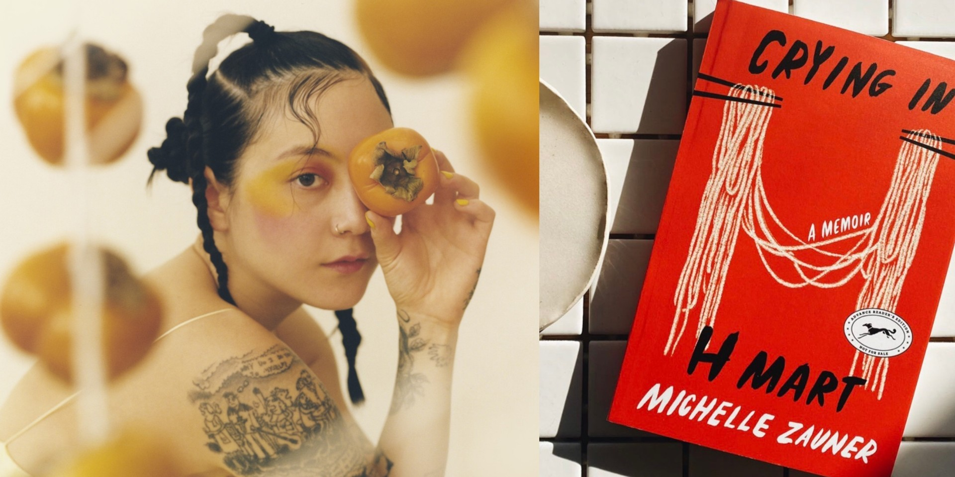 Japanese Breakfast's memoir 'Crying in H Mart' to be adapted into a film for MGM's Orion Pictures