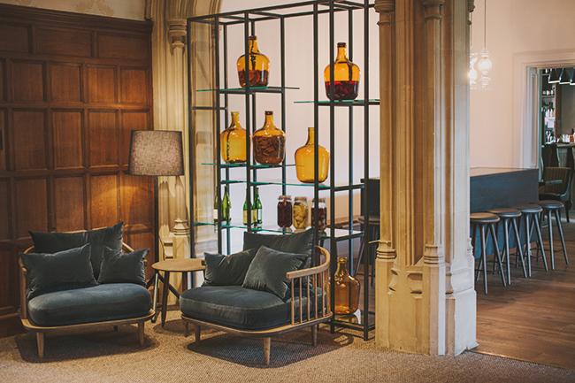 Hampton Manor reception