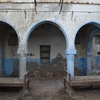Interior 7, Slat al Mouansha, Zarzis, Tunisia, 7/10/2016, Chrystie Sherman