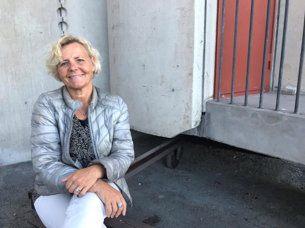 Anna Serner. Foto: Jan Göransson.