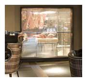 Butchery room