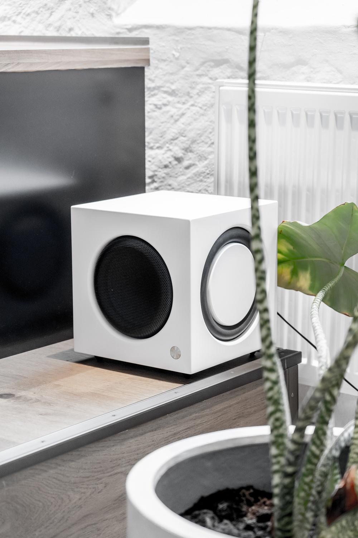 Audio Pro speakers at Deep Studios