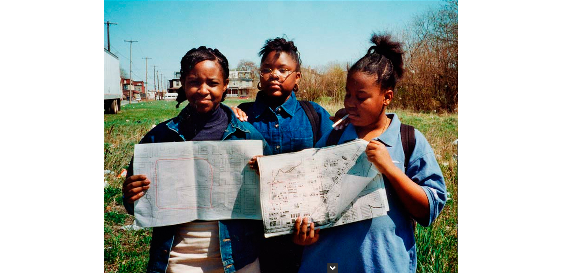 Learning Landscape Literacy: Youth as Agents of Change (1994-2002)