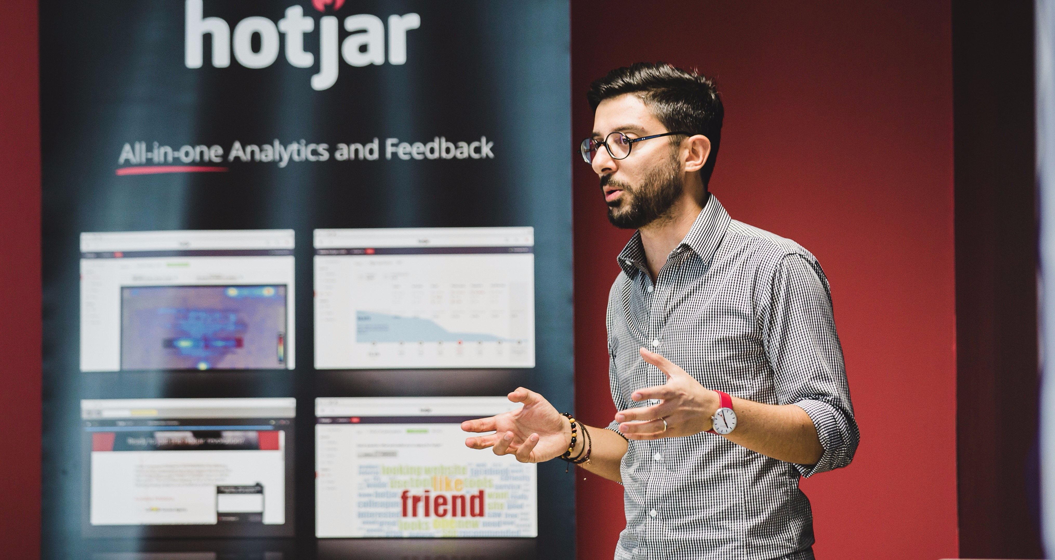 David Darmanin CEO of Hotjar Reveals His Secret to Building a Successful Remote Team