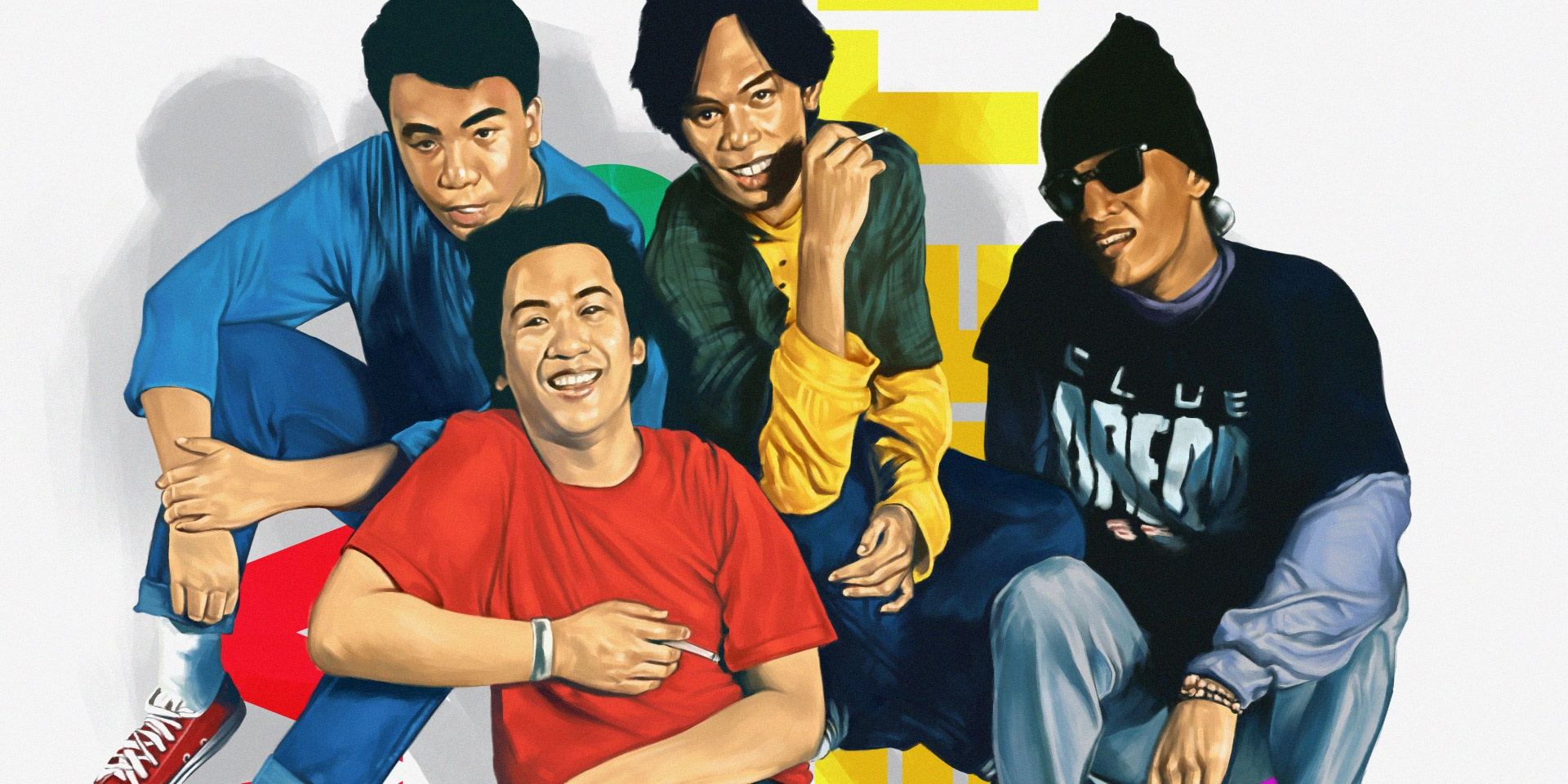 Eraserheads release remastered Ultraelectromagneticpop! album in celebration of 25th anniversary – listen