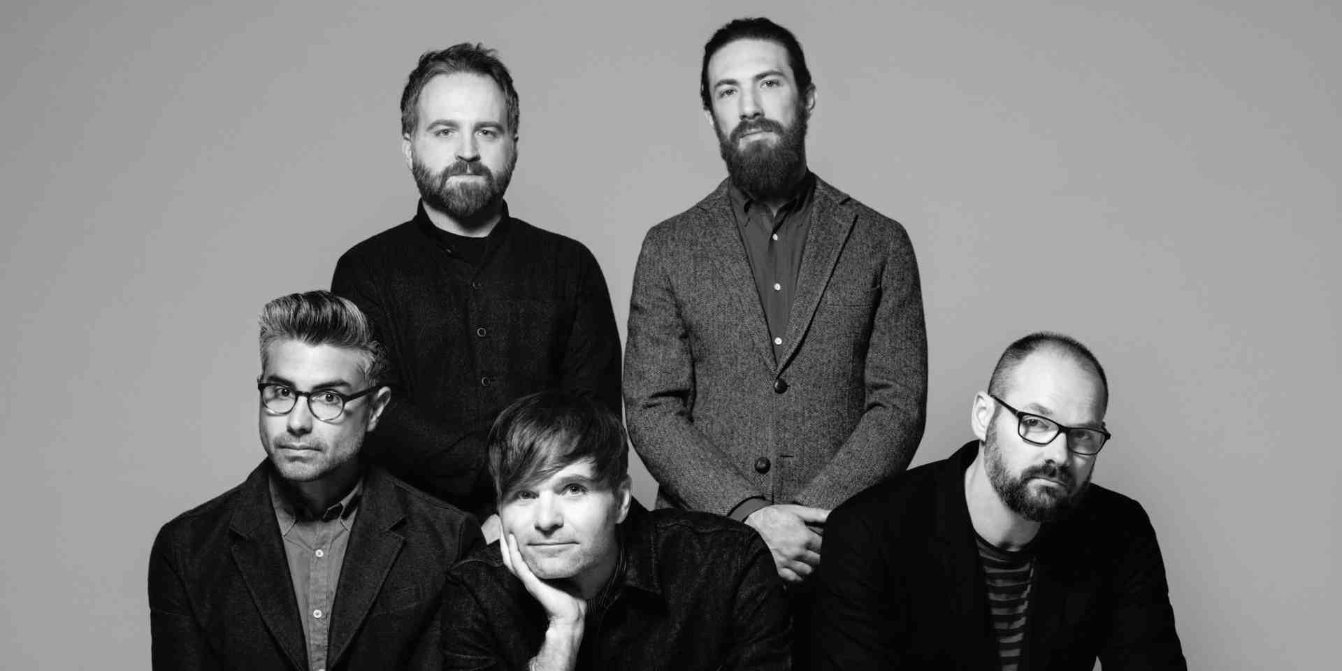 """""""When you strip it all down, we're just five people that really love playing music together"""": An interview with Nick Harmer of Death Cab for Cutie"""