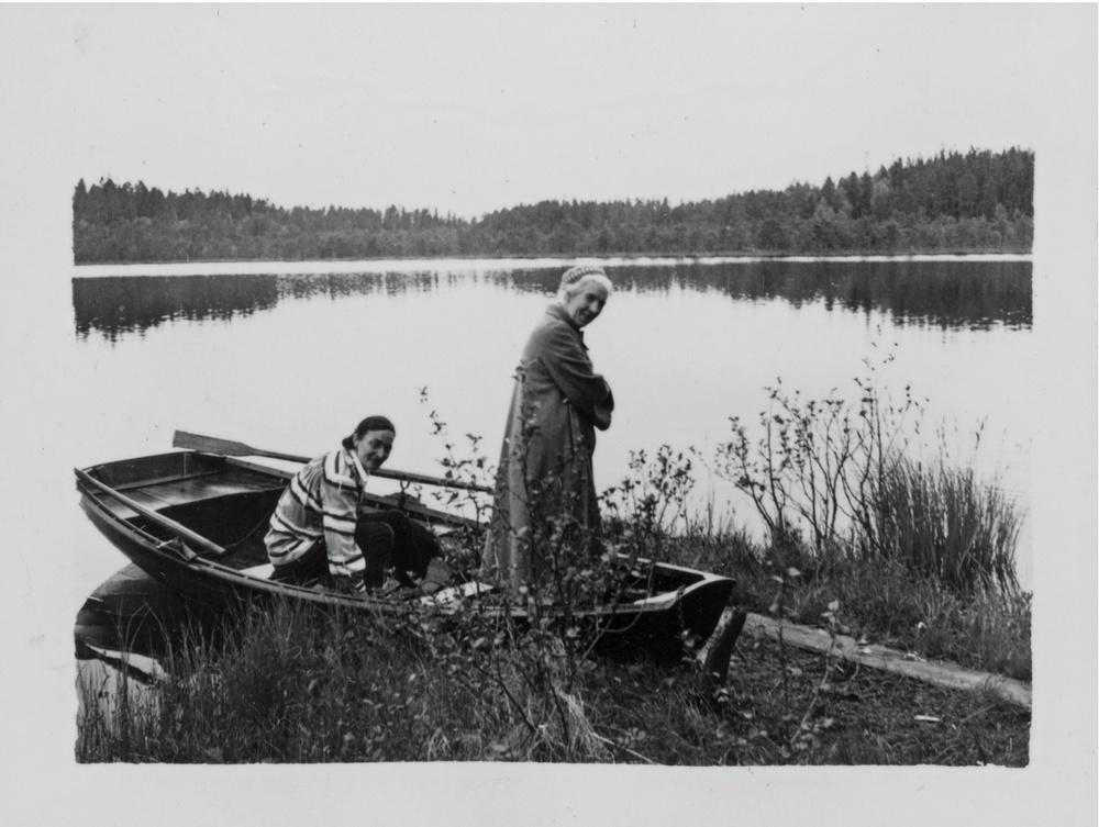 My Lindström och Ella Sundqvist
