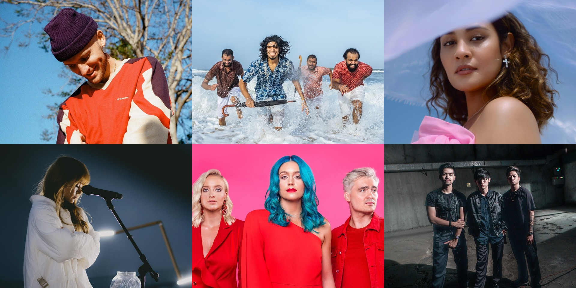 All That Matters 2020 - Bandwagon's top picks for music & live entertainment sessions