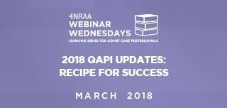March 2018 Webinar Wednesday