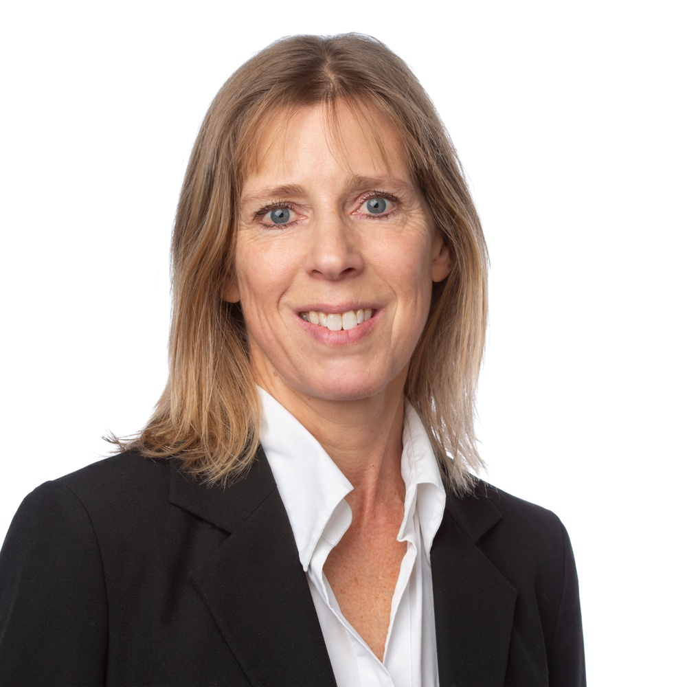 Christine Hallberg