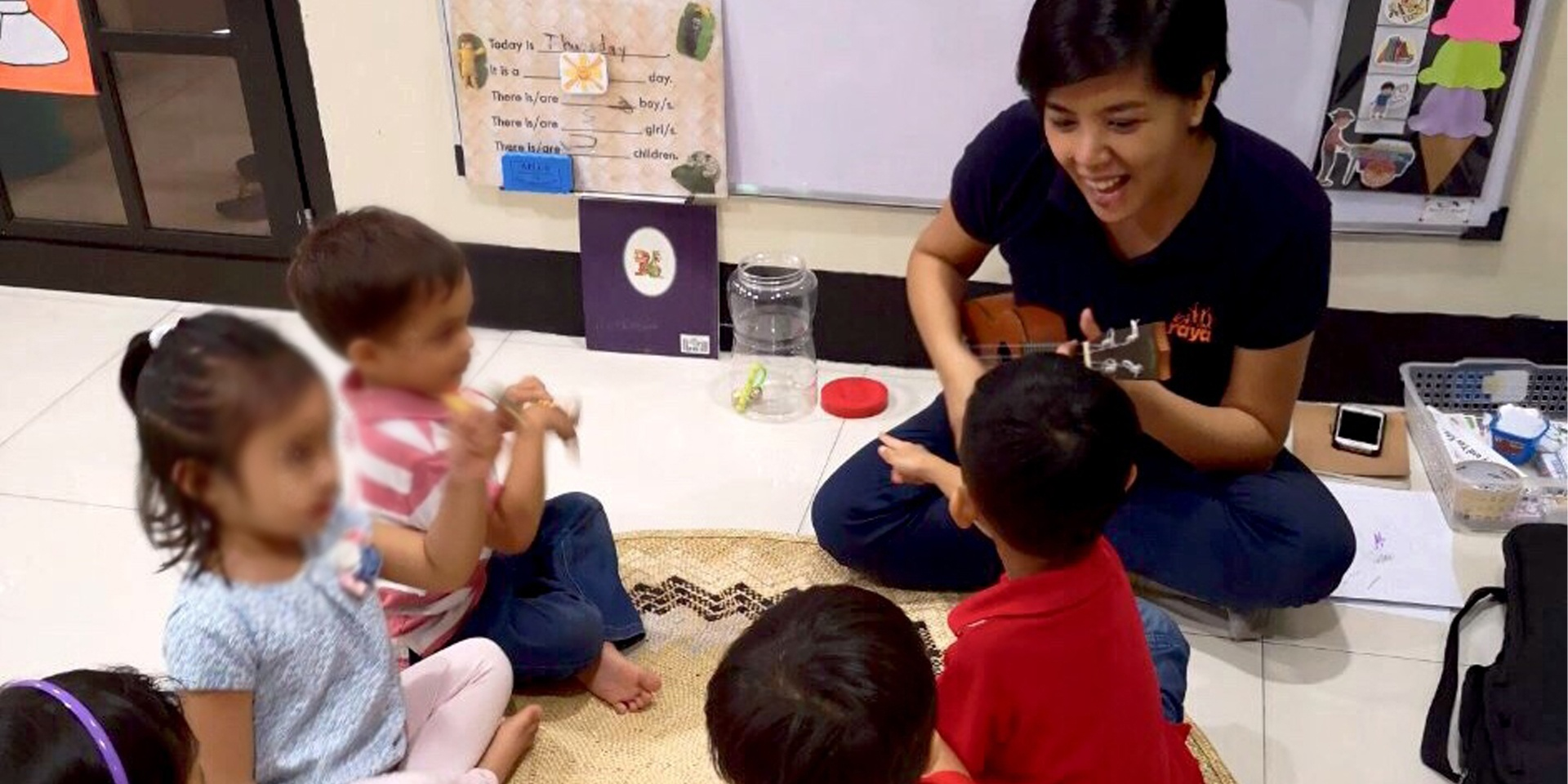 """""""Imagine, playing music and helping other people as well? Ain't that the dream!"""": Thea Tolentino on taking music therapy to the Philippines"""