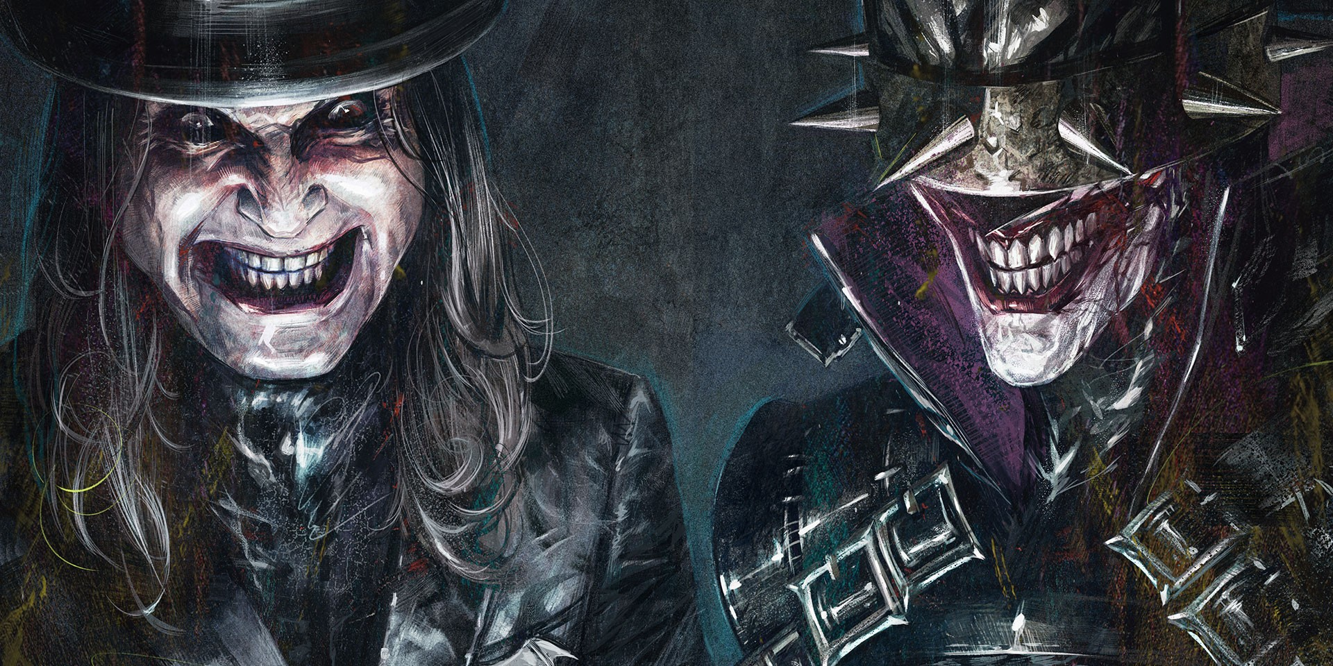 DC ties up with Ozzy Osbourne, Megadeth, Dream Theater, and more for Dark Nights: Death Metal – Band Edition comic book series