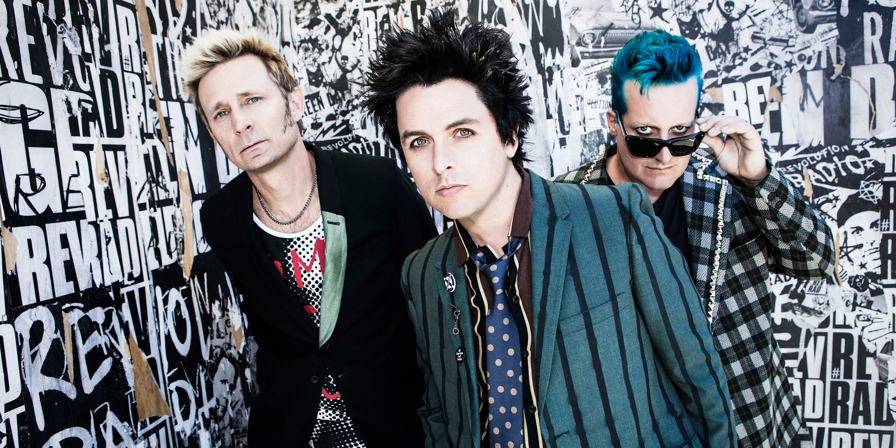 Green Day announces new book, Last of the American Girls