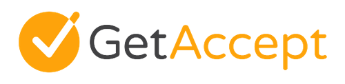 GetAccept newsroom logo