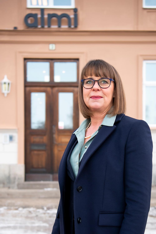 VD Almi Värmland Anna