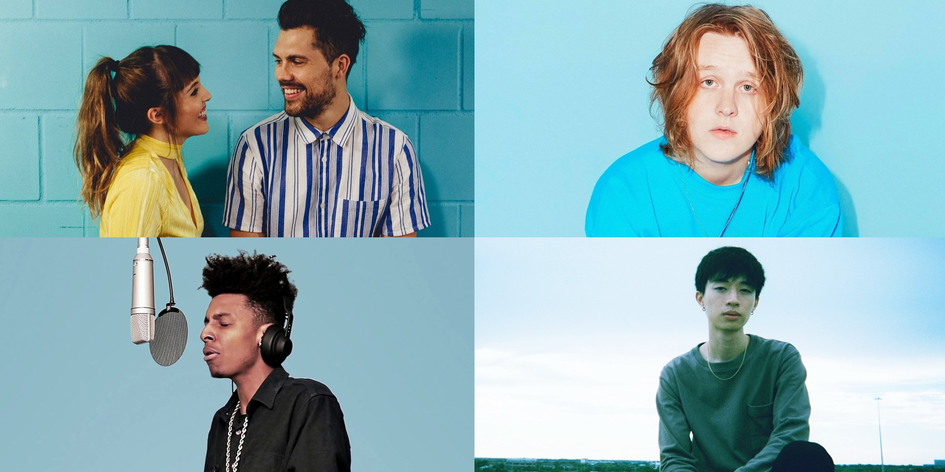 Oh Wonder, Lewis Capaldi, Masego, Keshi, and more to perform at We The Fest 2020: Virtual Home Edition