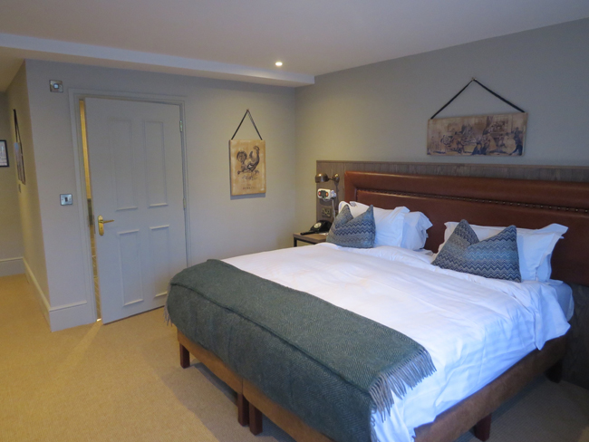 A Motionspot accessible bedroom