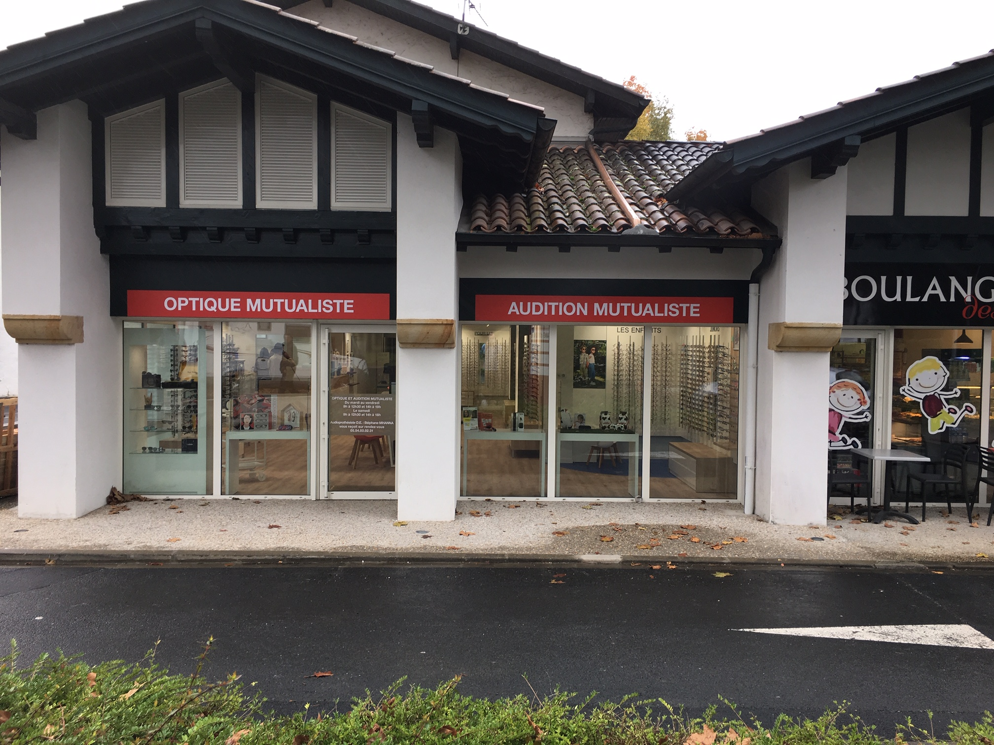 Photo du centre Audition Mutualiste de Cambo les Bains