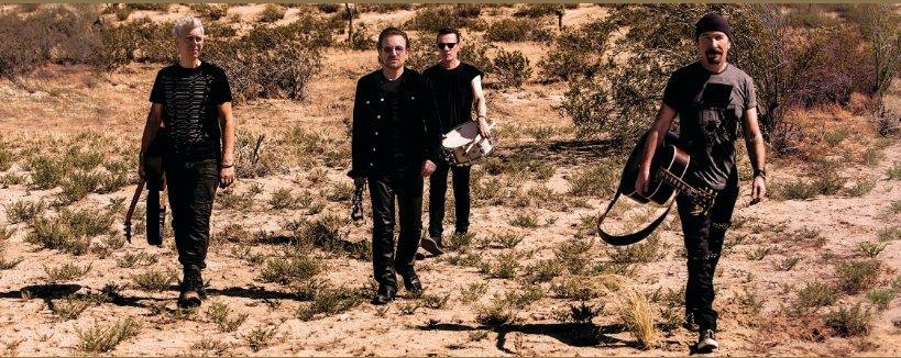 U2: The Joshua Tree Tour Live in Manila