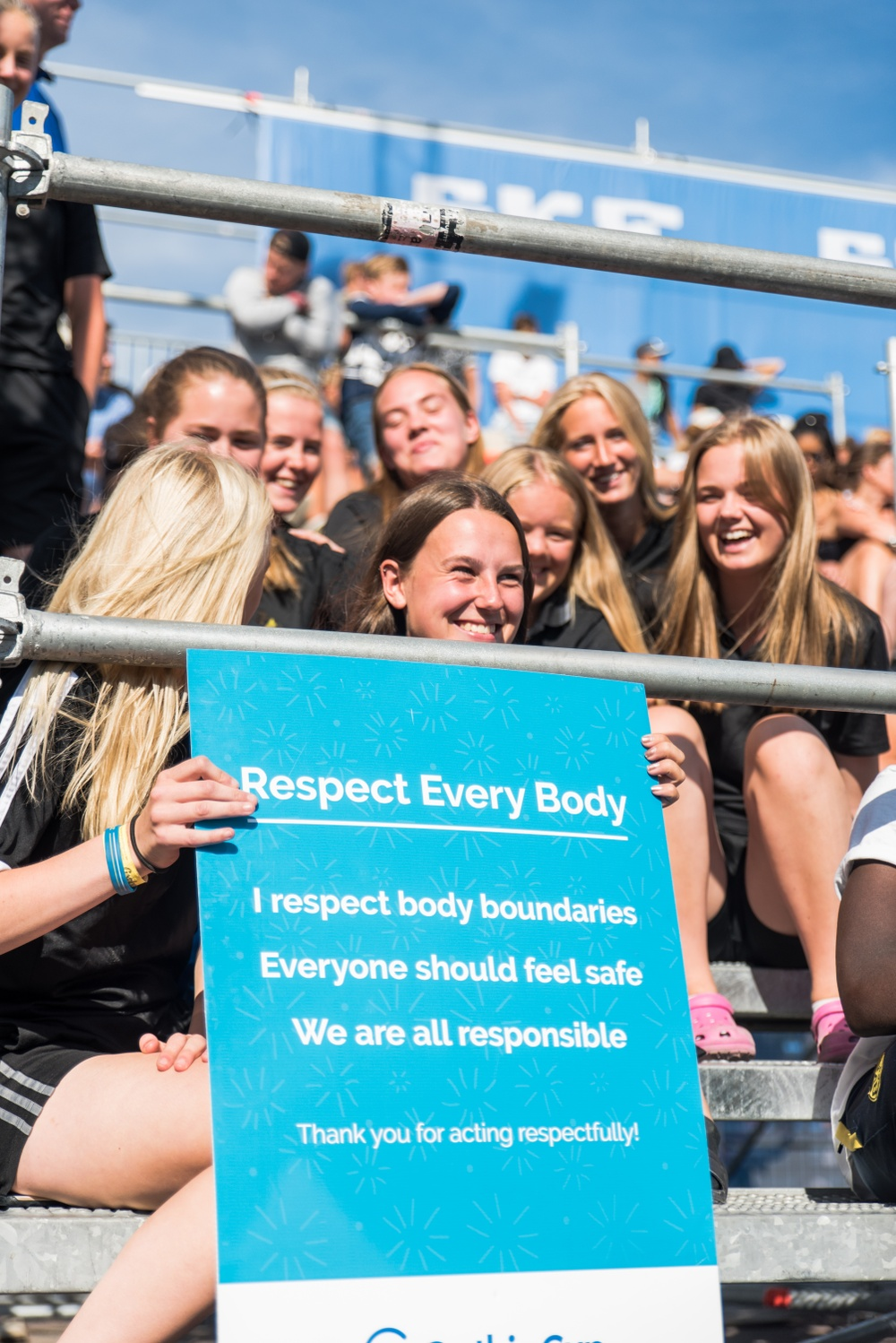 Respect Every Body, Gothia Cup