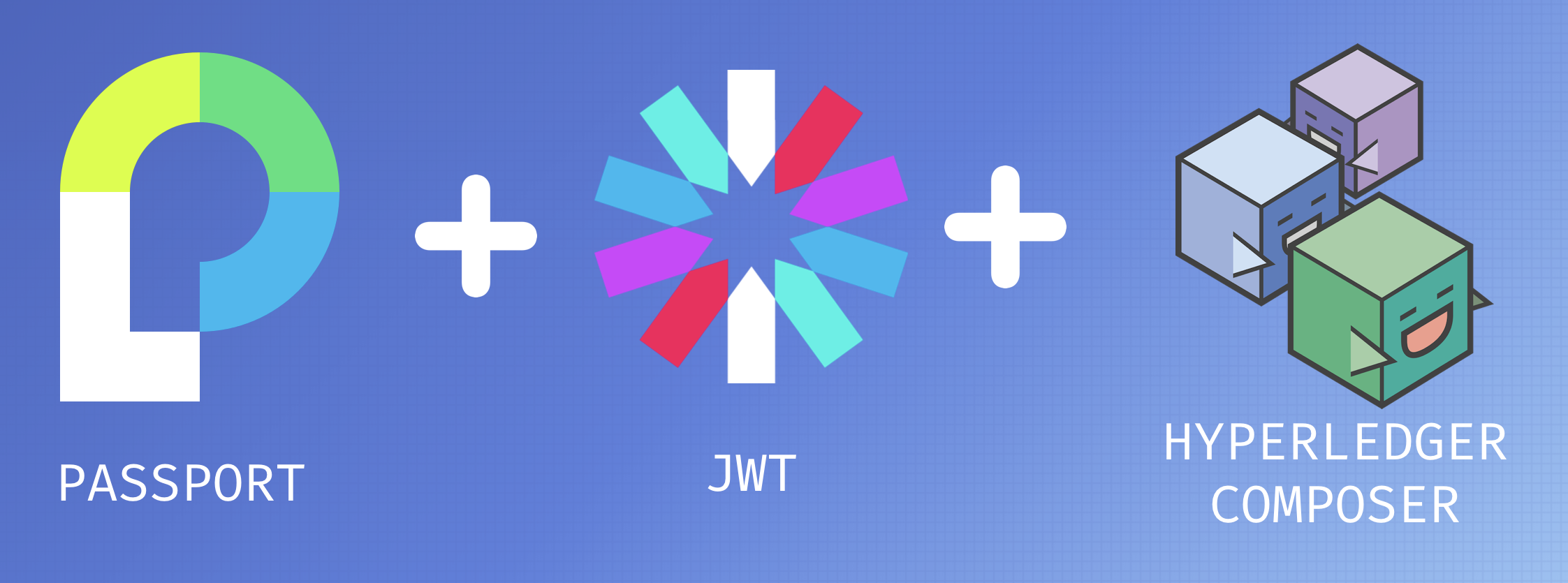Passport-JWT Authentication for Hyperledger Composer Rest Server