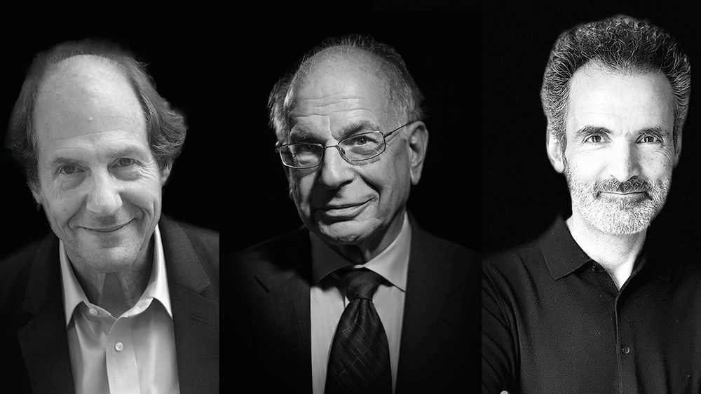 Cass R Sunstein, Daniel Kahneman och Olivier Sibony