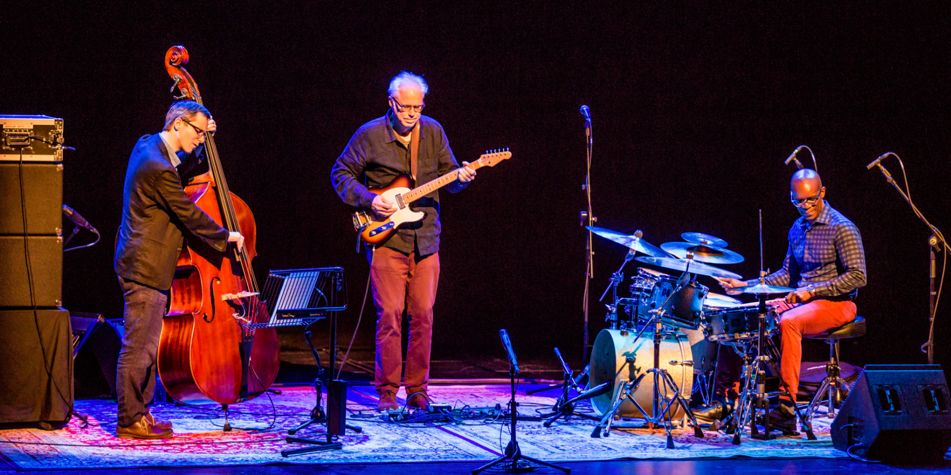 The Bill Frisell Trio puts on a riveting, spectacular show at debut Singapore performance for SIFA 2019 – gig report