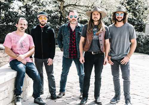 Friday Cheers - Lukas Nelson & Promise of the Real with Landon Elliott - May 3, 2019, gates 6pm
