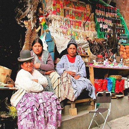 People of Bolivia