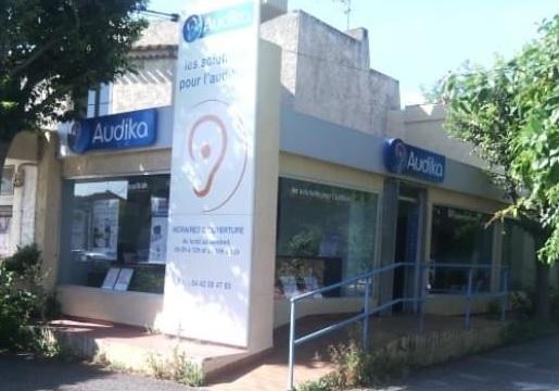 Photo du centre Audika de La Ciotat