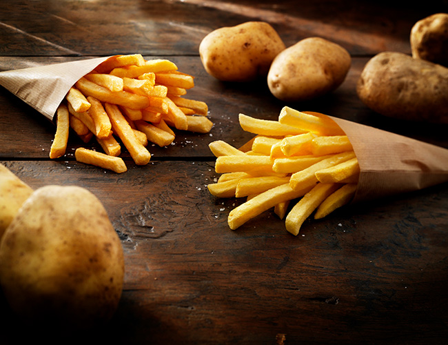 Farm Frites Extra fries