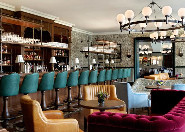 Parker's Tavern bar