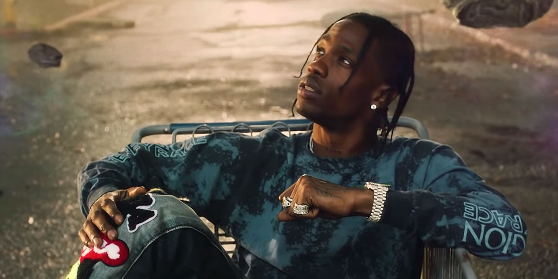 Travis Scott releases trailer for upcoming documentary – watch
