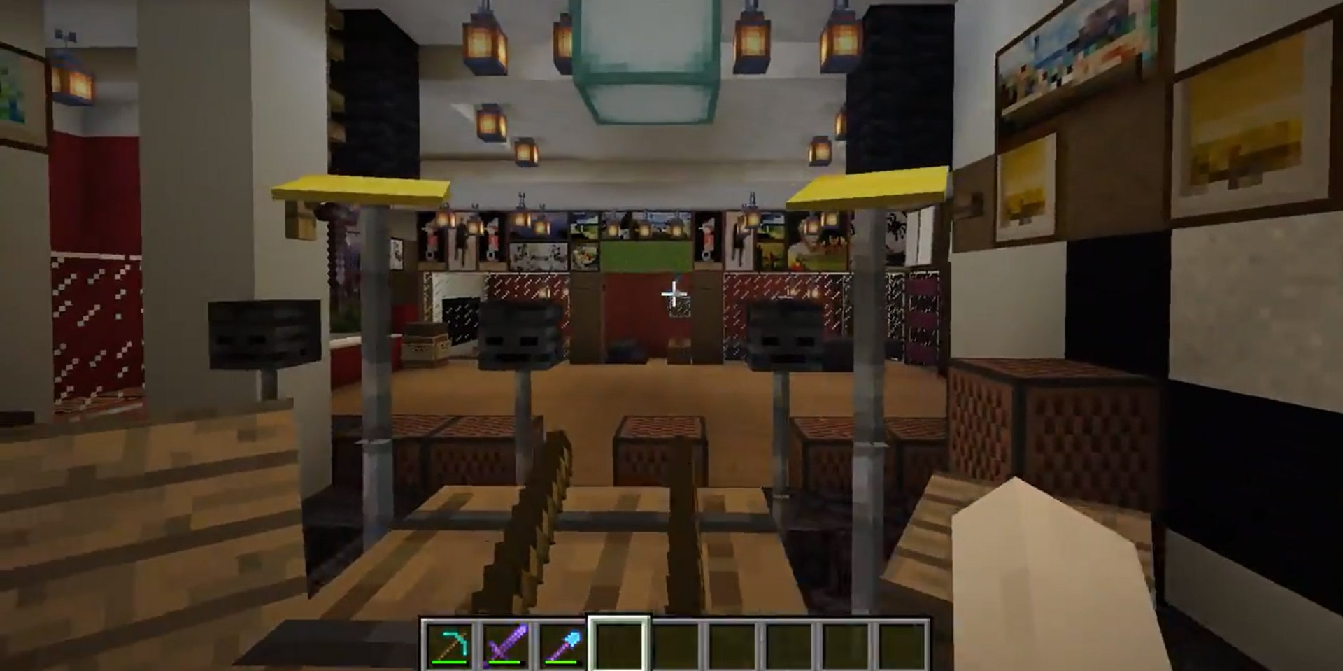 Take a virtual tour of Route 196 on Minecraft