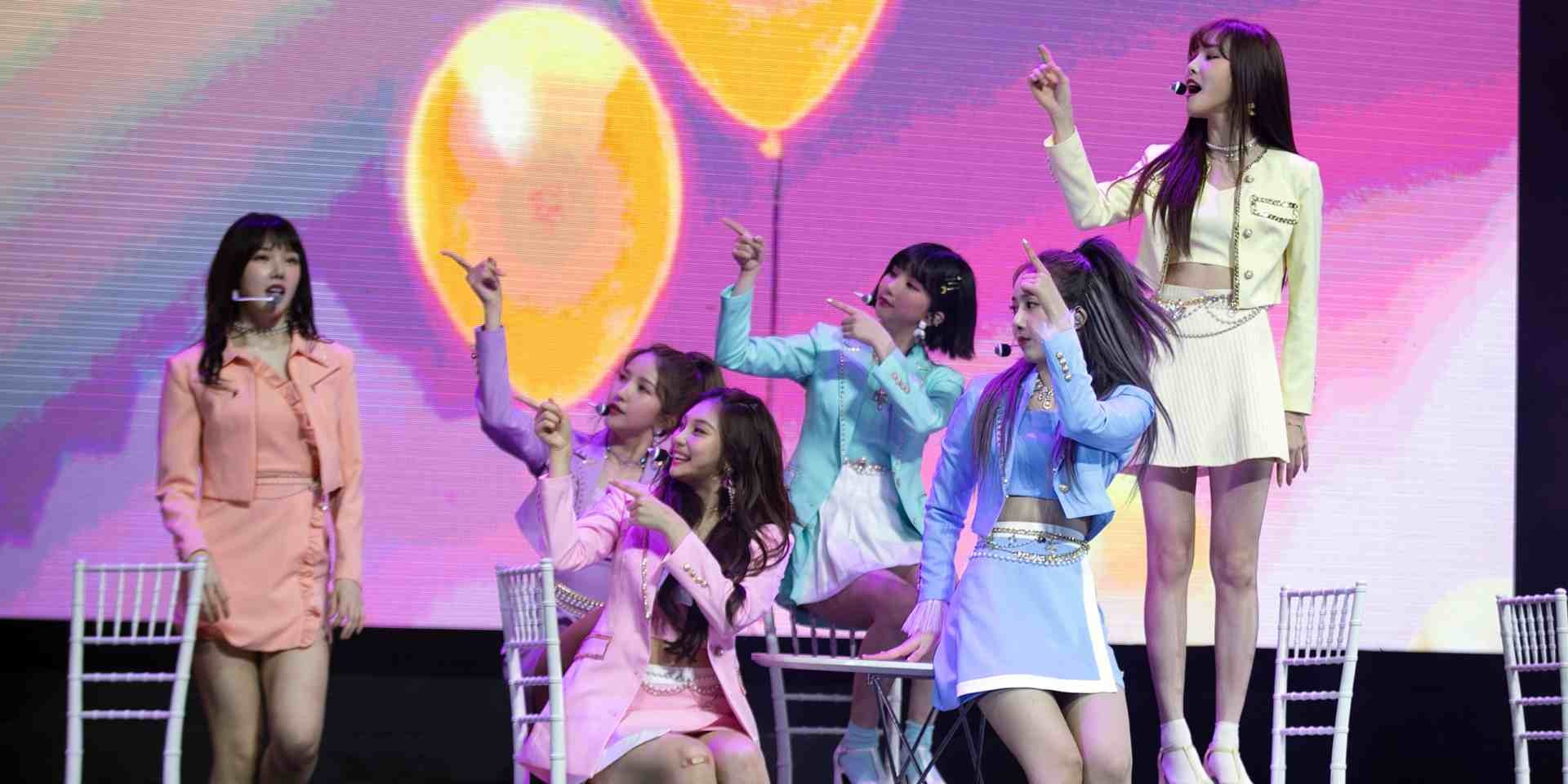 GFriend shows why they are one of the top girl groups in K-pop at Singapore show – gig report