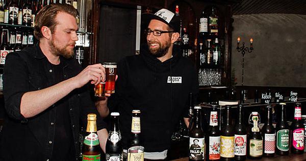 Bierchen Köln