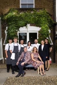 The Hog Lowestoft team