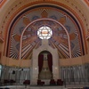 Interior 4,  Great Synagogue at Tunis, Tunisia, Chrystie Sherman, 7/20/16