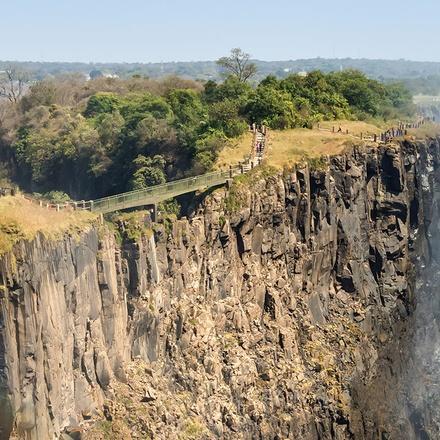 Johannesburg to Zanzibar