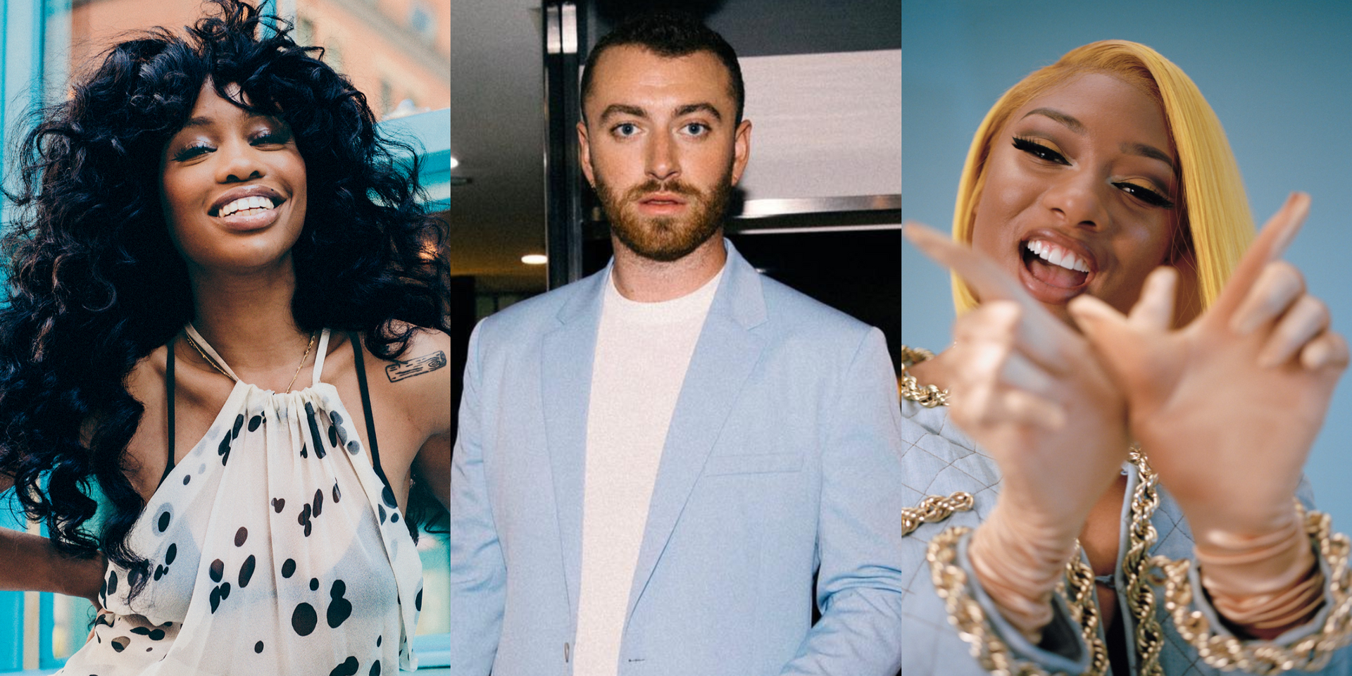 SZA to release new music this year, teases collaborations with Sam Smith and Megan Thee Stallion