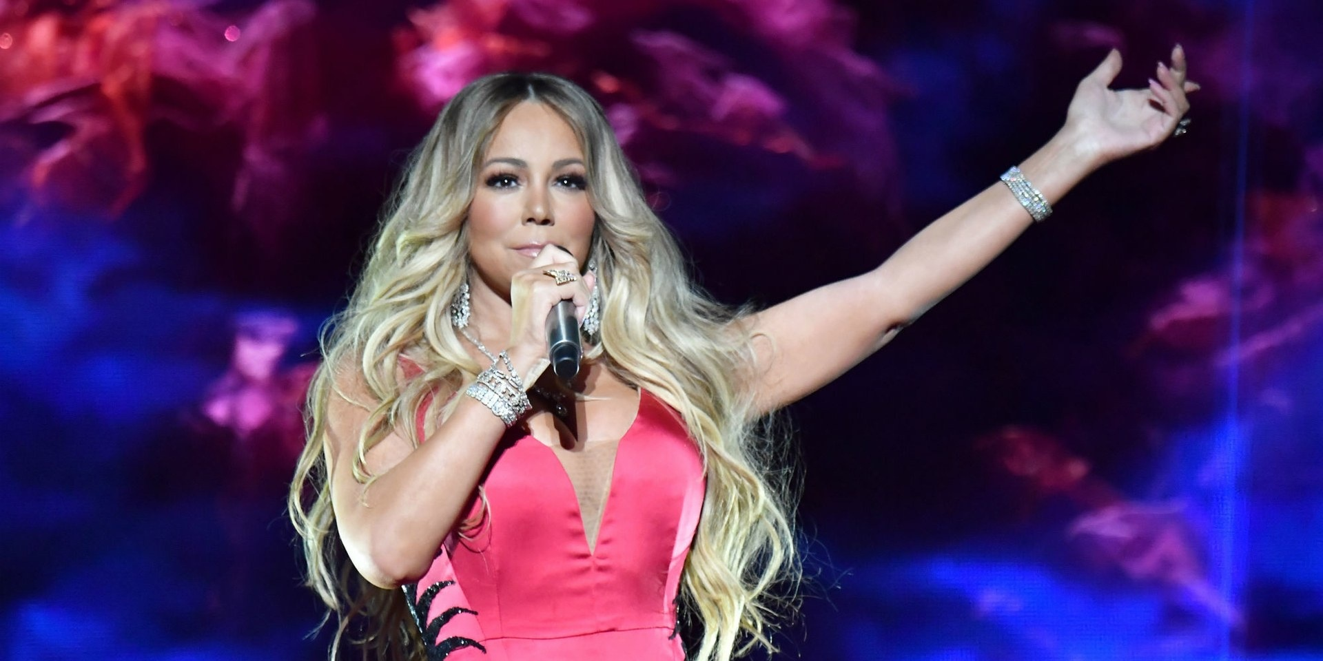 Mariah Carey shatters single-day Spotify record on Christmas Eve