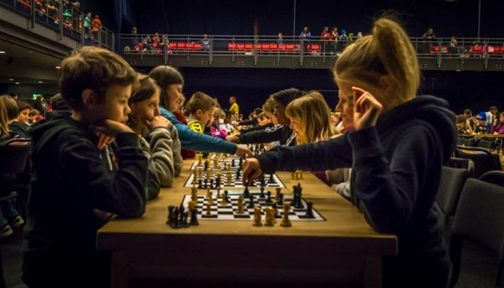 Schackfyran. Foto: Lars OA Hedlund
