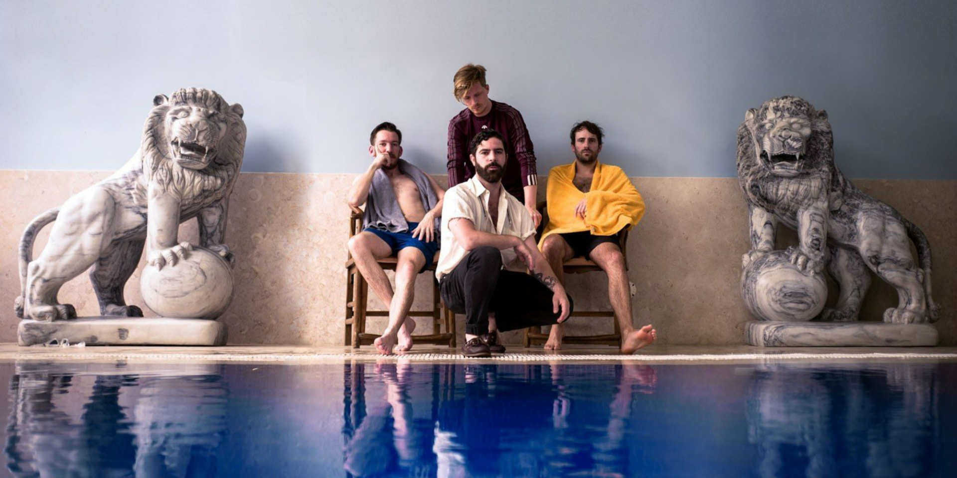 Foals shares vibrant new single 'On The Luna' – listen
