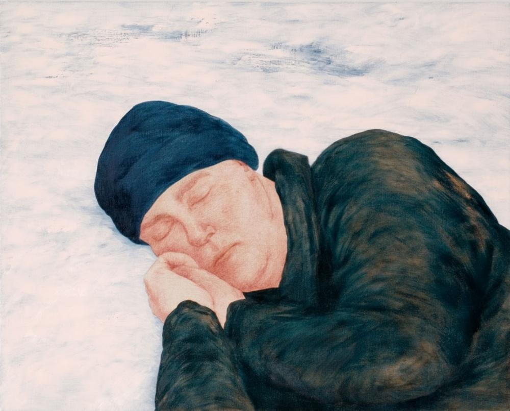 Sömnen © Anna Finney, Efternamn / Bildupphovsrätt 2018